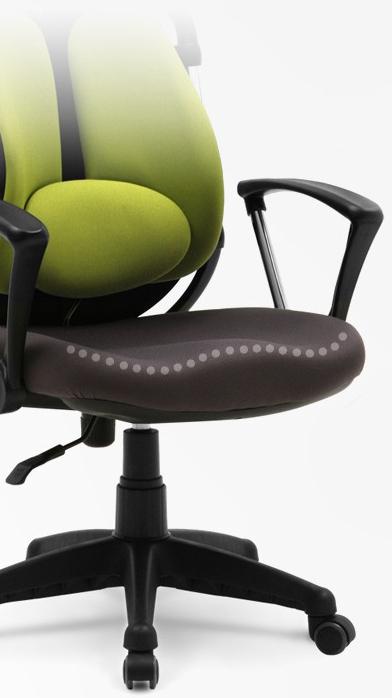 волнообразная сидушка кресла
