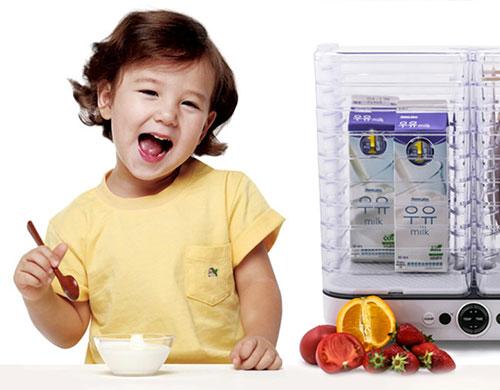 домашний йогурт для детей