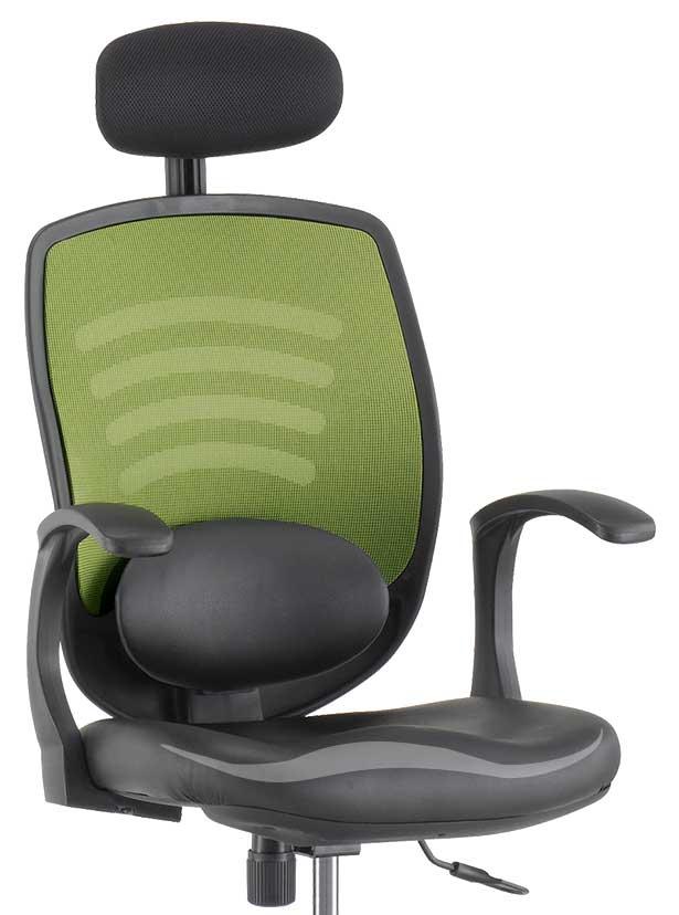 анатомической формы кресло