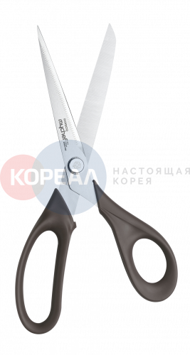 "Кухонные ножницы DORCO MyChef Comfort grip Scissors 110A Chocolate от компании ""Кореал - Настоящая Корея"" фото 2"