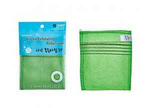 Мочалка Sung Bo Cleamy Viscose Exfoliating Body Towel №241 3 штуки в упаковке